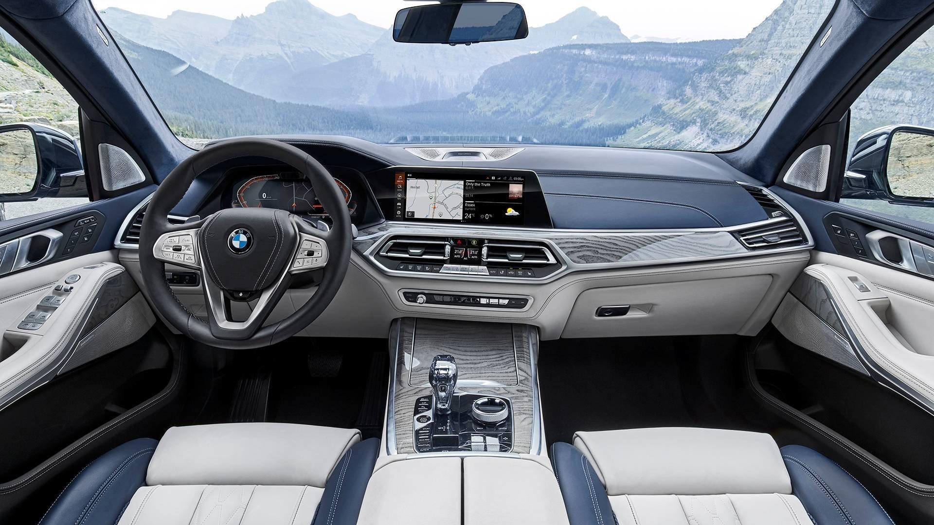 На калининградском «Автоторе» начали выпускать BMW X7