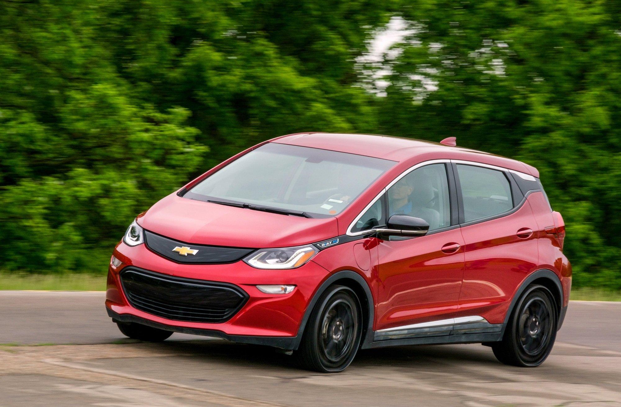 Michelin и General Motors показали новые безвоздушные шины