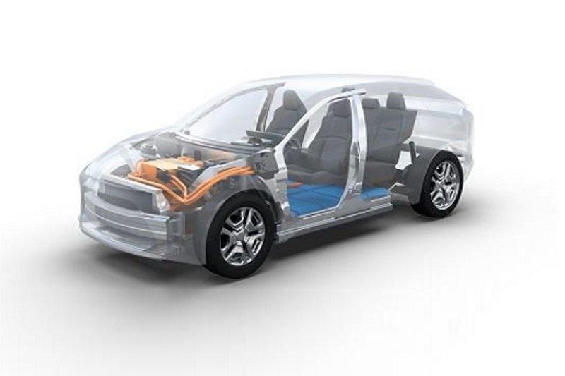 Toyota и Subaru разработают совместную платформу для электромобилей