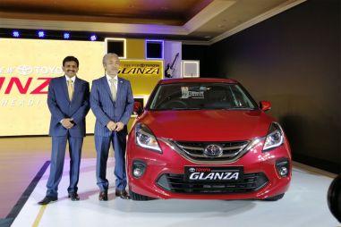Toyota выпустила дешевый хэтчбек на базе Suzuki Baleno