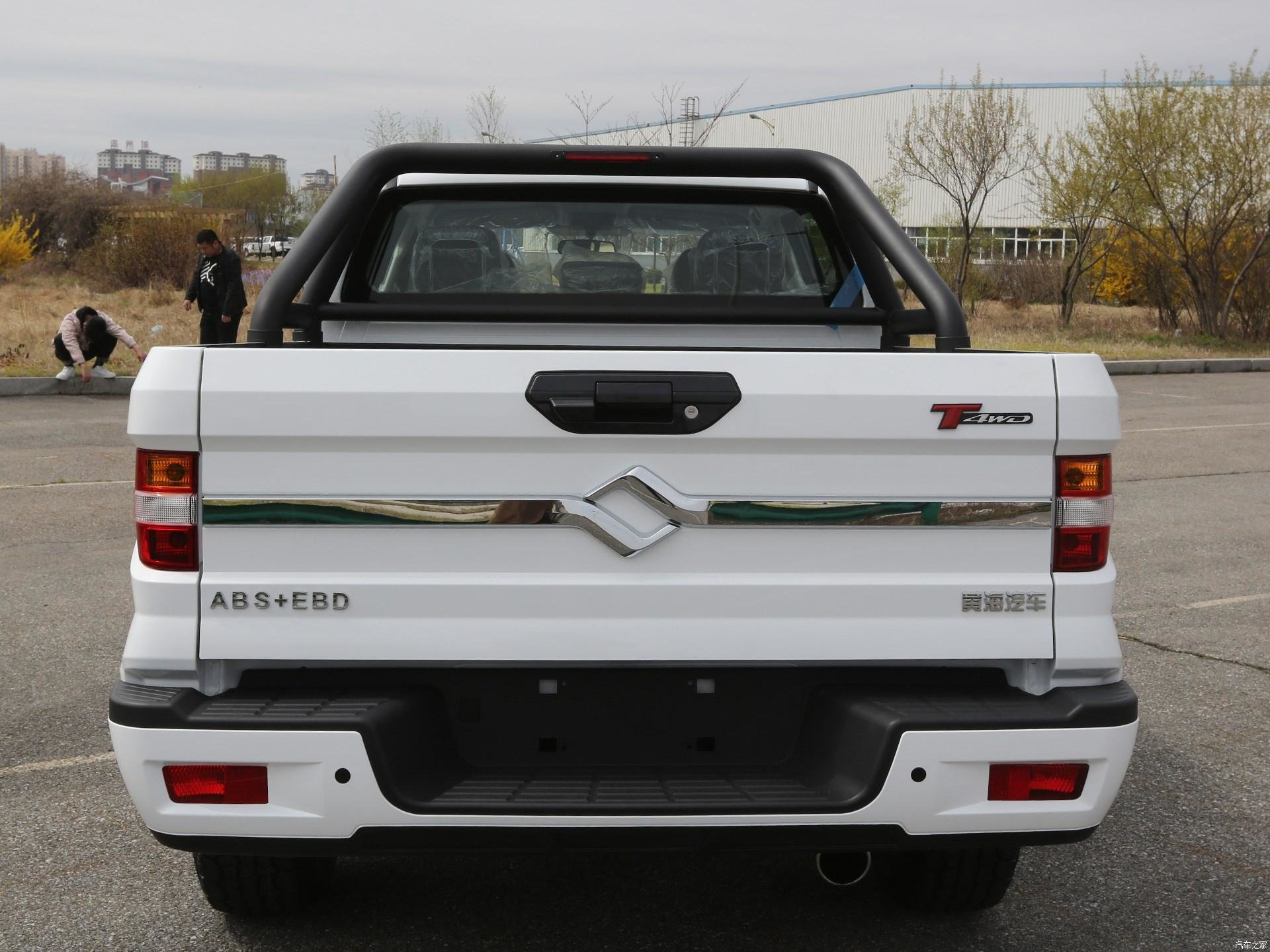 В Китае выпустили пиратскую копию Chevrolet Silverado