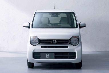 Honda показала первые изображения нового кей-кара N-WGN
