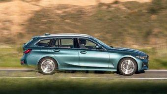 BMW 3-Series Touring является одним из самых популярных в мире универсалов