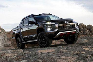 Mitsubishi готовит яркого конкурента Ford Ranger Raptor?