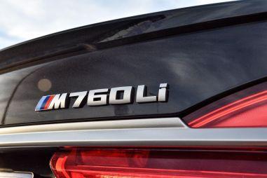 Текущее поколение BMW 7-Series окажется последним с V12