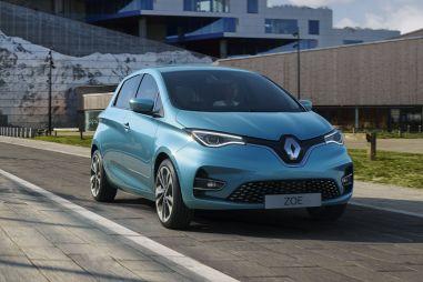 Электромобиль Renault Zoe второго поколения стал быстрее и автономнее