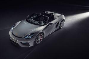 Porsche 718 Spyder и 718 Cayman GT4 получили новый мотор