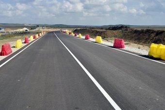 На 40-километровой трассе не предусмотрены участки для обгона