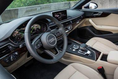 Audi отзывает в России более 1300 автомобилей