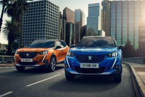 Кроссовер Peugeot 2008 сменил поколение: новая платформа и внешность