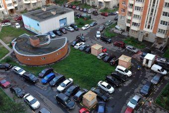 По автомобилизации населения России далеко до развитых стран