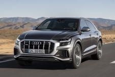 SQ8 — новый дизельный флагман Audi