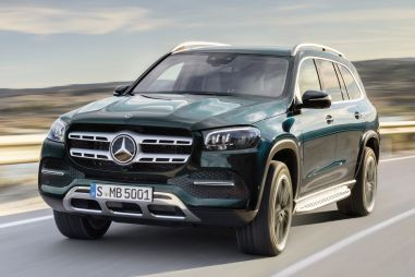 Объявлены цены на новый Mercedes-Benz GLS: от 6,9 млн рублей