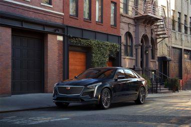 Cadillac вывел на российский рынок люксовый седан CT6, и он дешевле немецких и японских конкурентов