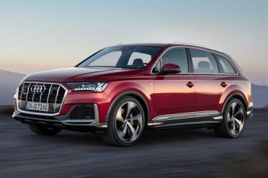 Audi Q7 обновили: новые штрихи в экстерьере и интерьере