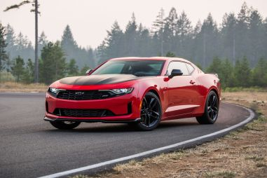 Chevrolet может «похоронить» легендарное купе Camaro
