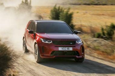 Land Rover Discovery Sport после рестайлинга стал дороже