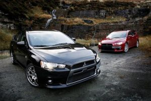 Mitsubishi хочет возродить Lancer Evolution