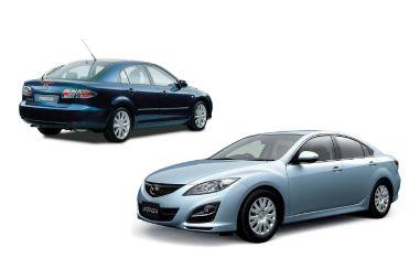Mazda 6 первых двух поколений (2002–2012 гг.). «Маша» — наша?