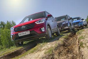 Три китайских причины непокупать Hyundai Creta: Chery Tiggo7, Geely Atlas и HavalH6