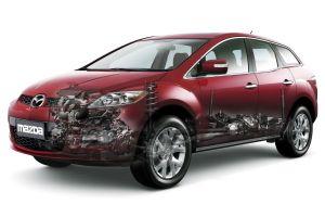 Mazda CX-7 (2006–2012 гг.). Азартно, но с нюансами