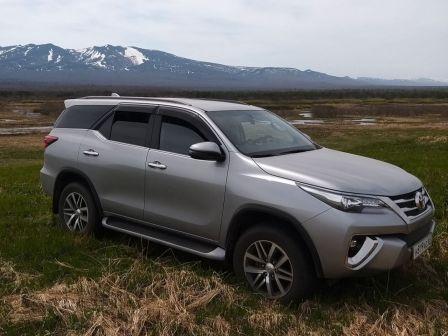 Toyota Fortuner 2018 - отзыв владельца