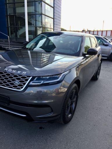 Range Rover Velar 2018 отзыв автора | Дата публикации 14.06.2019.