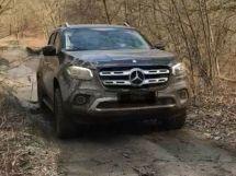 Mercedes-Benz X-Class, 2018