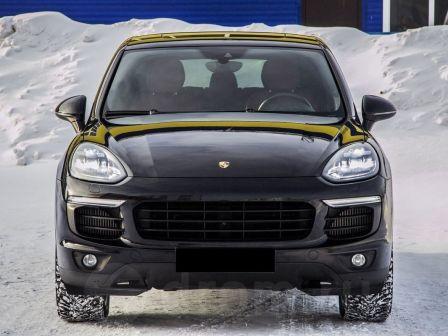 Porsche Cayenne 2012 - отзыв владельца
