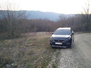 Peugeot 5008 2018 отзыв автора | Дата публикации 02.06.2019.