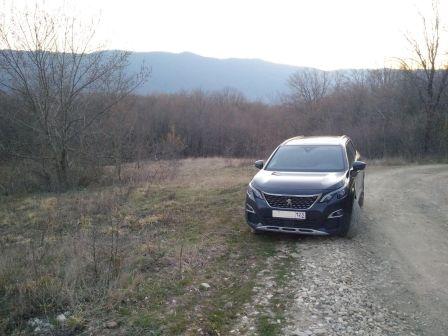 Peugeot 5008 2018 - отзыв владельца