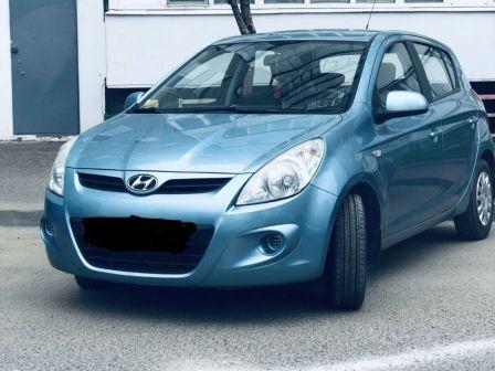 Hyundai i20 2009 - отзыв владельца