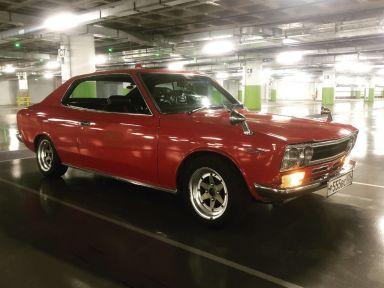 Nissan Laurel 1972 отзыв автора | Дата публикации 06.06.2019.