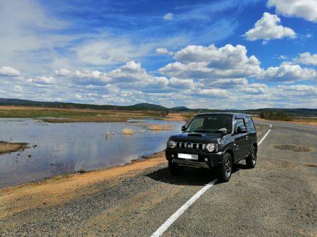 Suzuki Jimny 2014 - отзыв владельца