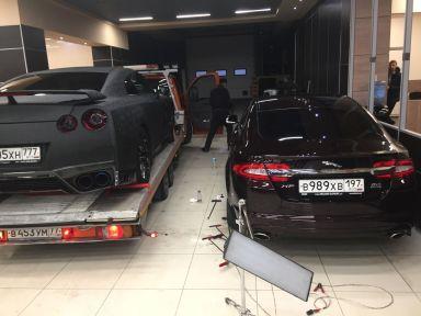 Jaguar XF, 2013