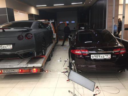 Jaguar XF 2013 - отзыв владельца
