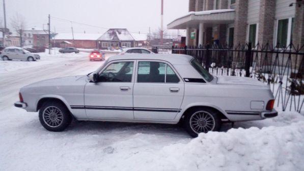 ГАЗ 3102 Волга 2008 - отзыв владельца