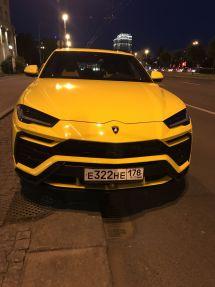 Отзыв о Lamborghini Urus, 2019 отзыв владельца