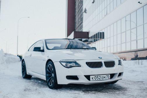BMW 6-Series 2008 - отзыв владельца