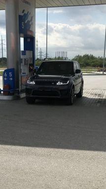 Land Rover Range Rover Sport, 2019