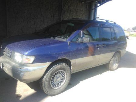 Nissan Prairie Joy 1996 - отзыв владельца