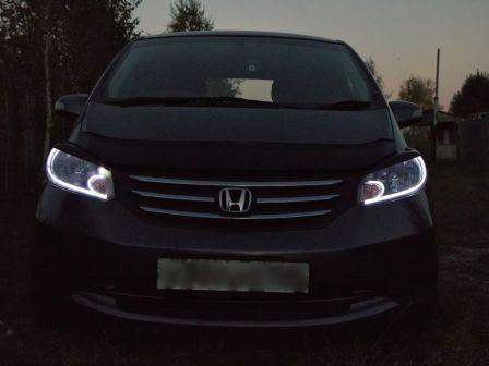 Honda Freed 2014 - отзыв владельца