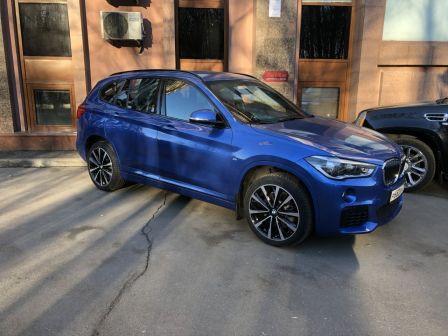 BMW X1 2018 - отзыв владельца