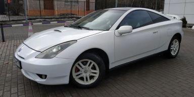 Toyota Celica, 2004