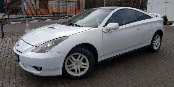 Toyota Celica 2004 - отзыв владельца