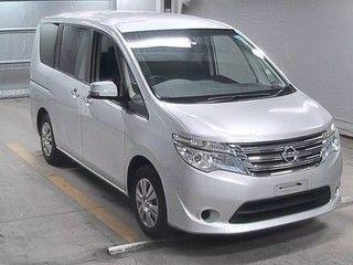 Nissan Serena 2014 отзыв автора | Дата публикации 13.06.2019.