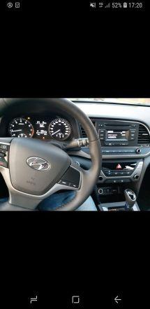 Отзыв о Hyundai Elantra, 2018 отзыв владельца
