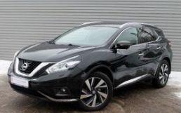 Отзыв о Nissan Murano, 2017 отзыв владельца