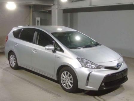 Toyota Prius a 2015 - отзыв владельца