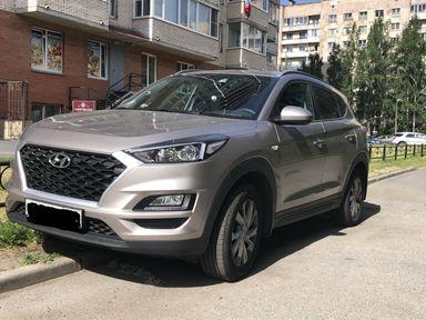 Hyundai Tucson 2018 отзыв автора | Дата публикации 19.06.2019.